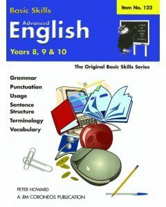 Advanced English Yrs 8 - 10 (Basic Skills No. 122)