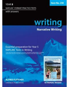 Writing Year 5 NAPLAN* Format Practice Tests (Basic Skills No. 238)
