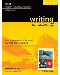 Writing Year 9 NAPLAN Format* Practice Tests (Writing Narratives) # 244