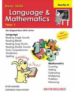 Basic Skills - Language & Mathematics Year 1 (Basic Skills No. 51)
