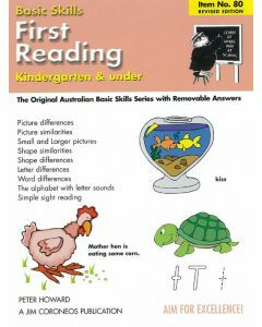 First Reading Yrs K and Under  (Basic Skills No. 80)