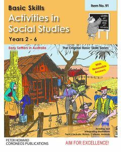 Activities in Social Studies Yrs 2-6 (Basic Skills No. 91)