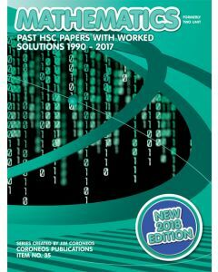 HSC Past Papers - Secondary - Series | Coroneos Publications