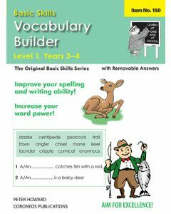 Vocabulary Builder Level 1 Years 3 - 4 (Basic Skills No. 150)