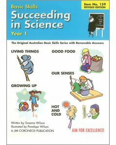 Succeeding in Science 1 (Basic Skills No. 159)