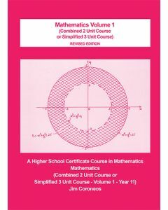 Complete  2 Unit Mathematics Course in 1 Volume (Item no. 16)