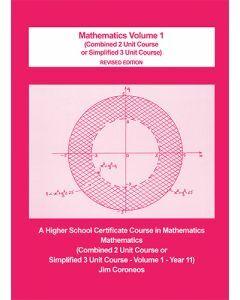Complete  2 Unit Mathematics Course in 1 Volume (Item no. 16)