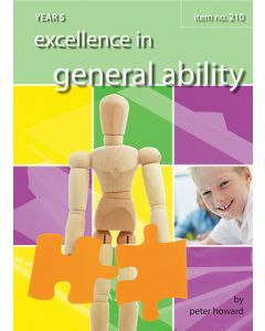 Excellence in General Ability Year 5 (Item 210)