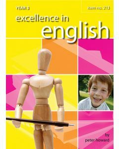 Excellence in English Year 3 (Item 213)