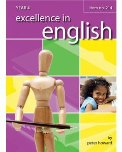 Excellence in English Year 4 (Item 214)