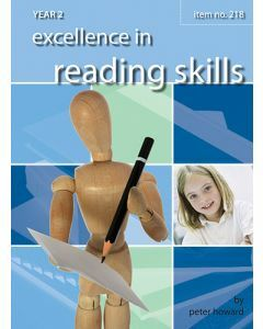 Excellence in Reading Skills Year 2 (Item 218)