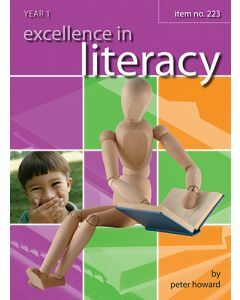 Excellence in Literacy Year 1 (Item 223)