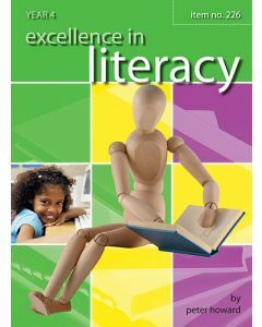 Excellence in Literacy Year 4 (Item 226)