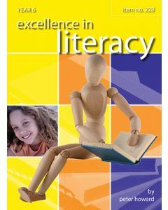 Excellence in Literacy Year 6 (Item 228)