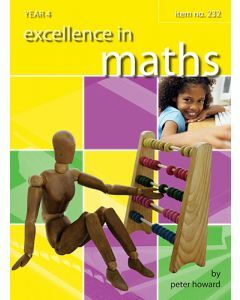 Excellence in Maths Year 4 (Item 232)