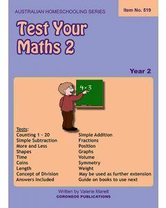 Test Your Maths 2 (Item no. 519)