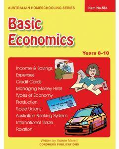 Basic Economics (Australian Homeschooling no. 564)