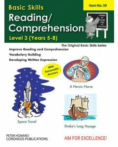 Reading / Comprehension Level 3 Yrs 5 to 8 (Basic Skills No. 59)
