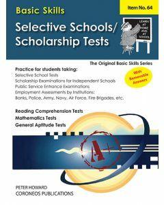 Selective School and Scholarship Tests (Basic Skills No. 64)