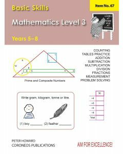 Basic Skills Maths Level 3 Yrs 5 - 8 (Basic Skills No. 67)