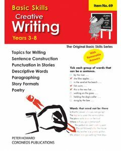 Creative Writing Yrs 3 to 8 (Basic Skills No. 69)