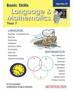 Basic Skills - Language & Mathematics Year 7 (Basic Skills No. 74)