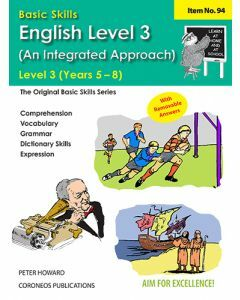 English Level 3 Yrs 5 - 8 (Basic Skills No. 94)