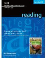 Reading Year 5 - NAPLAN* Format Practice Tests (Basic Skills No. 240)