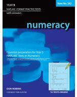 Numeracy Year 5 NAPLAN* Format Practice Tests (Basic Skills No. 242)
