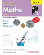 Basic Skills - Practise & Improve Your Maths Yr 2 (Basic Skills No. 96)