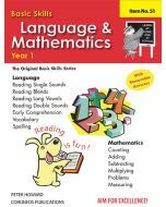 Basic Skills - Language & Mathematics Year 1 (Basic Skills No. 51)