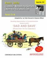 Dad & Dave by Steele Rudd Yrs 3 to 8 (Basic Skills No. 121)