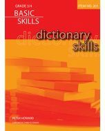 Dictionary Skills for Year 3/4 (Item No. 201)