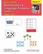 Basic Skills Maths & Language Problems Level 1  Yrs 1-2 (Basic Skills No. 117)