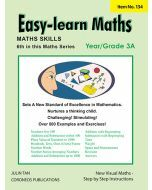 Basic Skills - Easy Learn Maths 3A (Basic Skills No. 134)