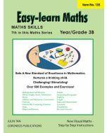 Basic Skills - Easy Learn Maths 3B (Basic Skills No. 135)