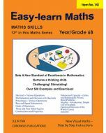 Basic Skills - Easy Learn Maths 6B (Basic Skills No. 141)