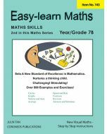 Basic Skills - Easy Learn Maths 7B  Years 6-8 (Basic Skills No. 143)