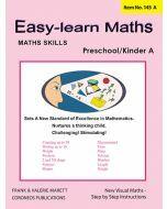 Basic Skills - Easy Learn Maths Pre / Kinder A (Basic Skills No. 145A)