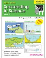 Succeeding in Science 7 (Basic Skills No. 165)