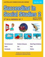 Succeeding in Social Studies Year 2 (Title No. 505)