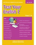 Test Your English 7 (Item no.554)