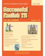 Successful English 7B (Years 7-9) (Item no. 559)