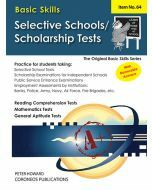 Selective School and Scholarship Tests (Basic Skills No. 64)