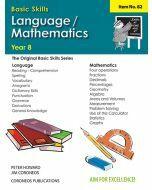 Basic Skills - Language & Mathematics Year 8 (Basic Skills No. 82)